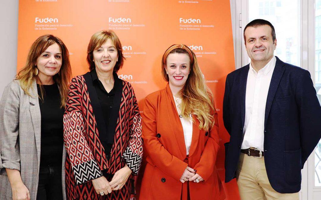 Fuden 2020 – Liderazgo y gestión enfermera en La Cristalera