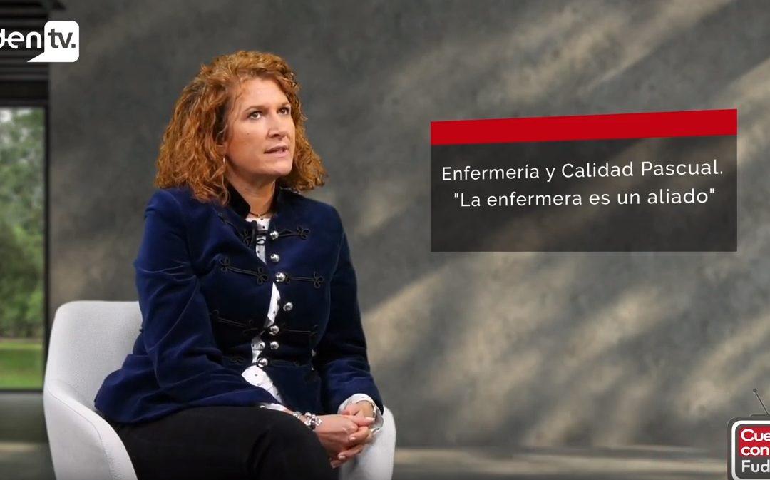Entrevista a Elena Garea, directora de nutrición y salud Calidad Pascual