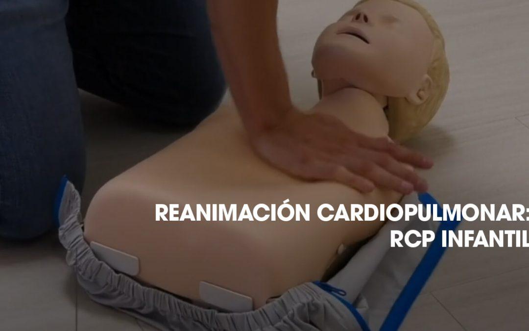 Reanimación cardiopulmonar (RCP) en niños