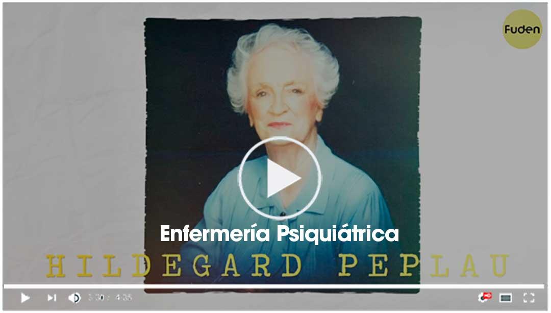 Hildegard Peplau y la enfermería en salud mental