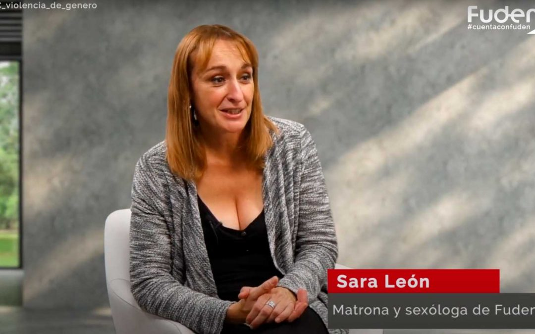 Violencia de género y Enfermería con Sara León