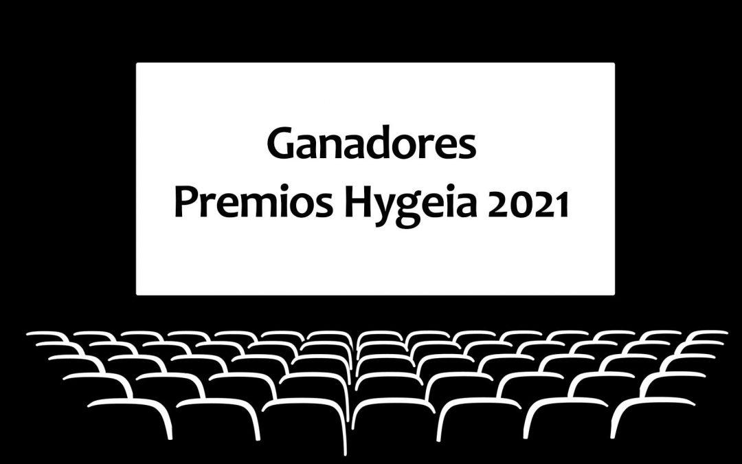 Ganadores a los Premios Hygeia 2021 de Fuden