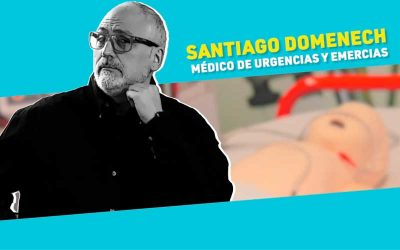 Conociendo a Santiago Domenech De Frutos