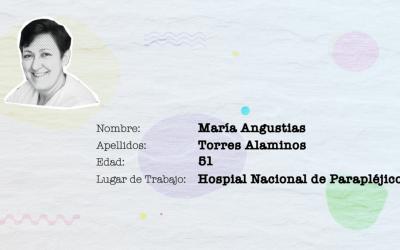 María Angustias Torres: La comunicación de malas noticias